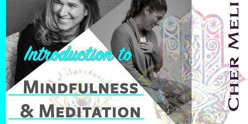 Introduction to Mindfulness & Meditation- BELLMORE