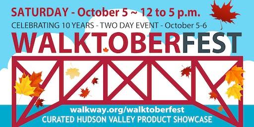 Walktoberfest - Bounty of the Hudson Valley - Saturday