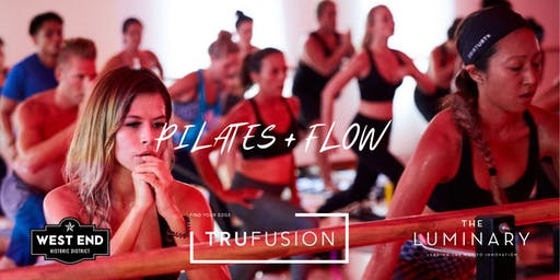 National Women's Health & Fitness Day: Pilates + Flow