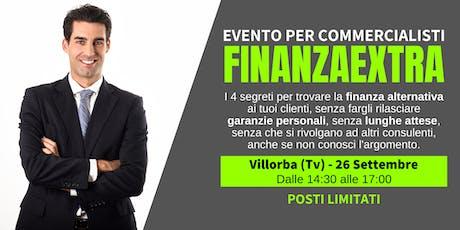 FINANZAEXTRA - Evento per commercialisti biglietti
