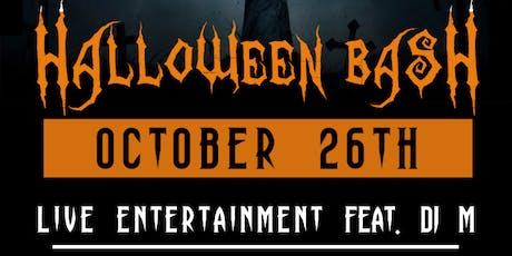 Halloween Bash 2019 tickets