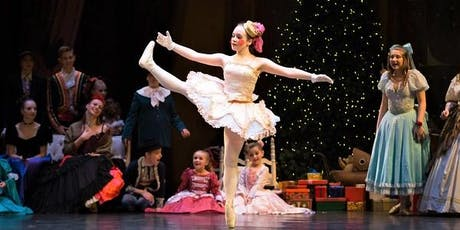The Nutcracker Suite Ballet 12/22/19 tickets