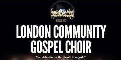 Music V Cancer Presents The London Community Gospel Choir