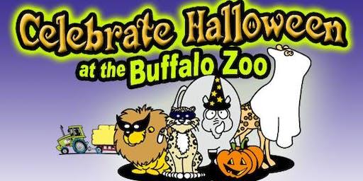 Celebrate Halloween! at the Buffalo Zoo - FRIDAY, OCTOBER 11, 2019