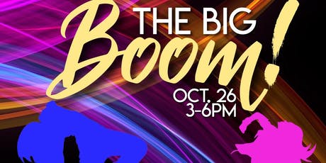 The Big Boom! tickets