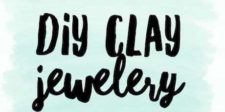 DIY Clay Jewelry Creation tickets