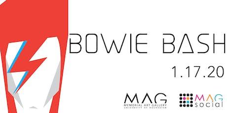 Bowie Birthday Bash – Star Man tickets