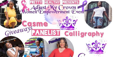 Adjust My Crown Women Empowerment Event tickets