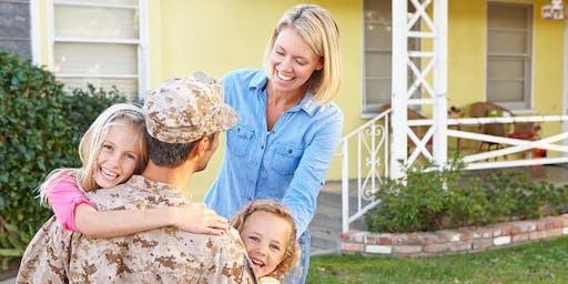 Savvy Veteran Homebuying Seminar