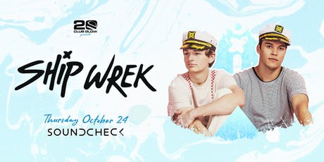 Ship Wrek tickets