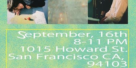 Group art show tickets