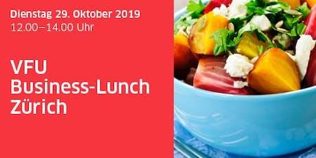 VFU Business-Lunch Zürich, Sesseltanz 29.10.2019 tickets