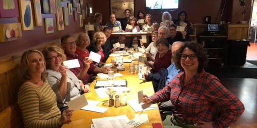 Postcard Party at Prairie Moon!