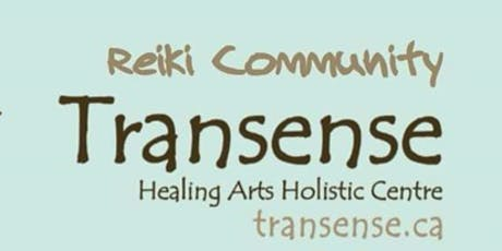 Reiki Share! - Toronto Central tickets