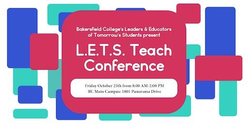 L.E.T.S Teach Conference