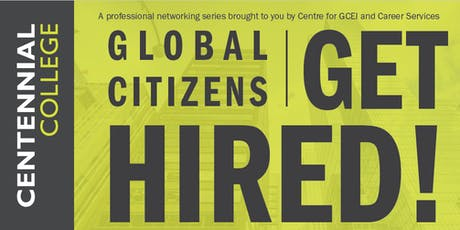 Global Citizens Get Hired – Impact Through Entrepreneurship tickets