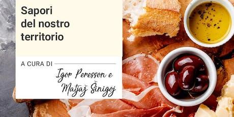 SPECIALE BARCOLANA - Sapori del nostro territorio | Degustazione gratuita biglietti