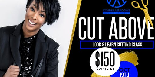 A Cut Above Look and Learn Short Hair Cutting Class