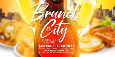2 Hour Bottomless Brunch & Day Party In Times Squa