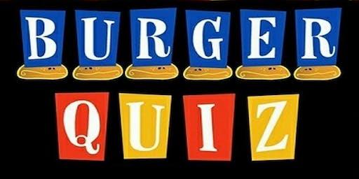 Burger Quiz #3