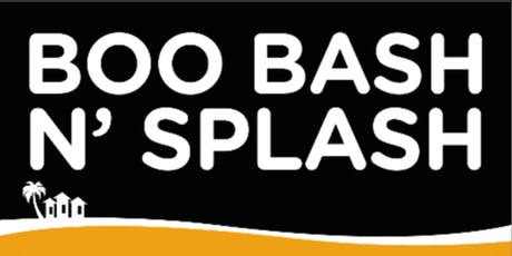 Boo Bash N' Splash! tickets