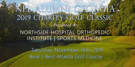 NFL Alumni Georgia  2019 Charity Golf Classic tickets