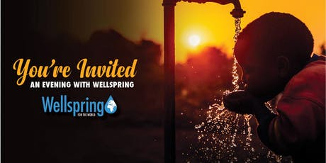 An Evening with Wellspring tickets