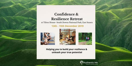 Confidence and Resilience Retreat tickets