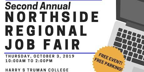 2019 Northside Regional Job Fair tickets