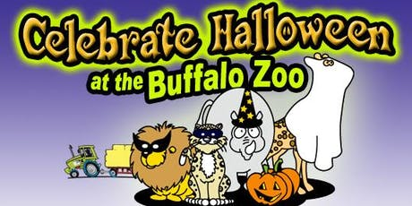 Celebrate Halloween! at the Buffalo Zoo - NIGHT 2 -  Sat., OCTOBER 12, 2019 tickets