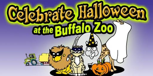 Celebrate Halloween! at the Buffalo Zoo - NIGHT 2 -  Sat., OCTOBER 12, 2019