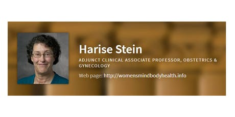 The Impact of Adverse Childhood Experiences, Harise Stein MD tickets