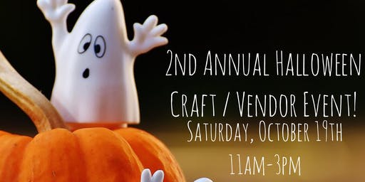 Tohickon Family Campground 2nd Annual Halloween Vendor Show