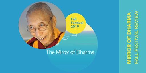 Fall Festival Review