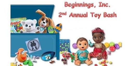 Beginnings Toy Bash