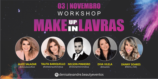 Makeup in Lavras