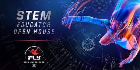 iFLY STEM Educator Open House (September) tickets