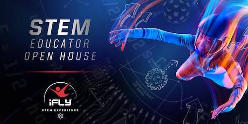 iFLY STEM Educator Open House (September)