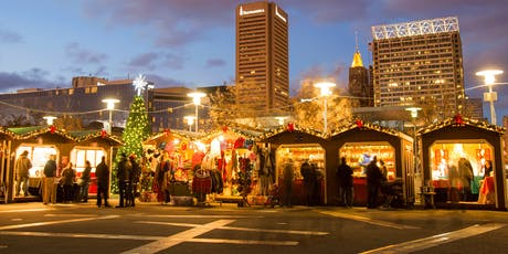 Baltimore Inner Harbor - 2019 Christmas Village - December 1, 2019 tickets