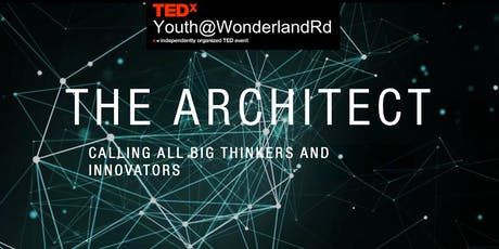 TEDxYouth@WonderlandRd tickets
