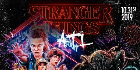 #StrangerThingsATL Halloween Costume Party ! tickets