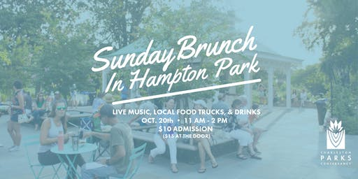 Sunday Brunch in Hampton Park