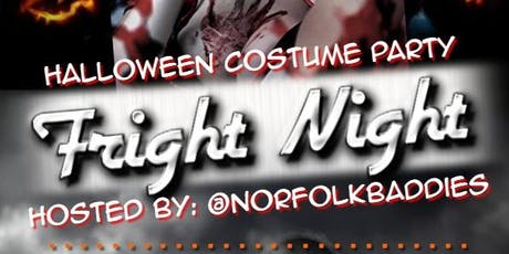 Fright Night 2K19 | Halloween Costume Party tickets