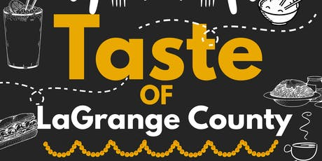 Taste of LaGrange County tickets
