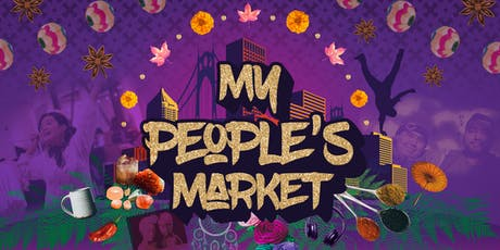 My Peoples Market 5 - Free Admission tickets
