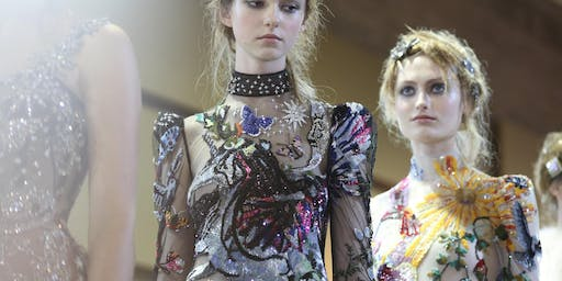 OC FASHION WEEK® Alexander McQueen INSPIRED EXHIBITION by TONI&GUY ACADEMY