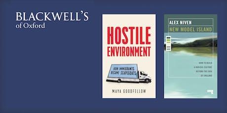 Maya Goodfellow and Alex Niven 'Hostile Environment' tickets