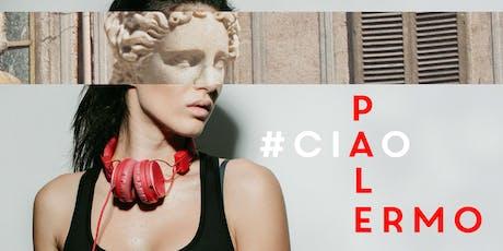 #CIAOPALERMO - Virgin Active  biglietti