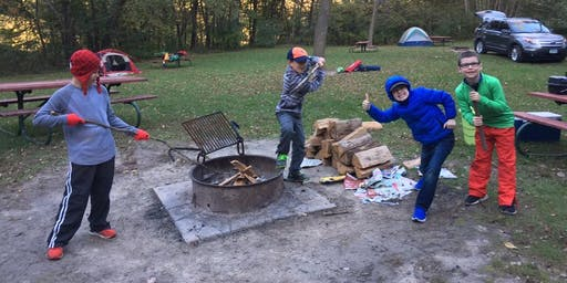 CANCELLED DUE TO WEATHER - Cub Scout Pack 134 Outdoor Adventure Day 2019