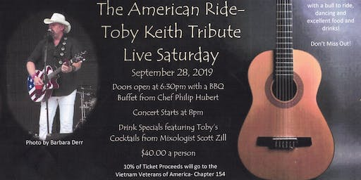 Tribute to Toby Keith-Night Out at The Infinity